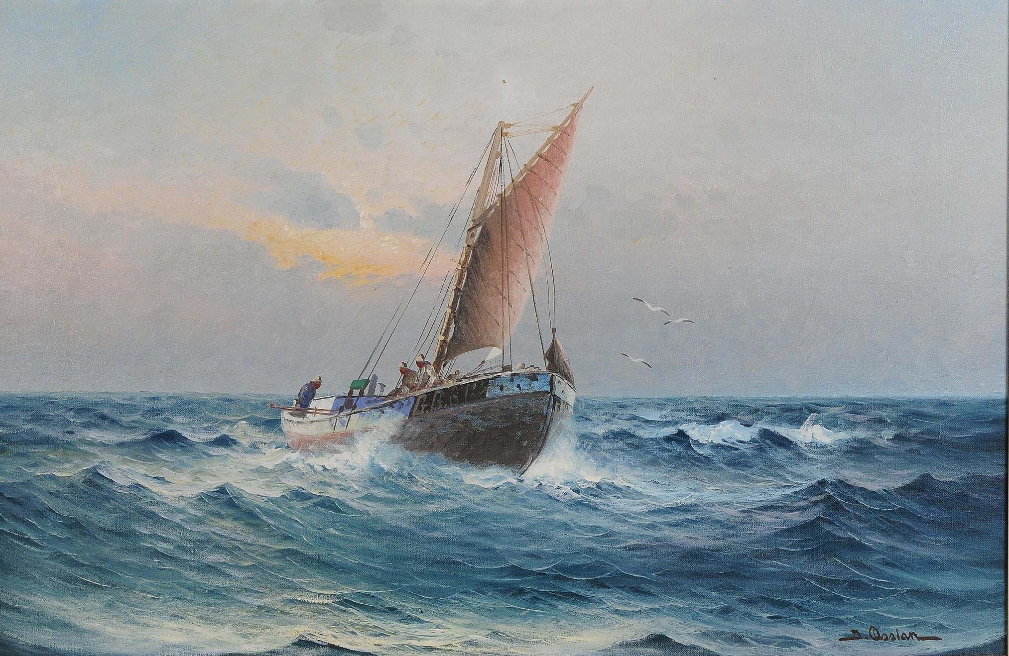 Картинки художников маринистов