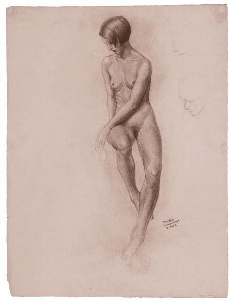 Коллекция работ американского художника Tom Lea (1907 – 2001) (83 работ)
