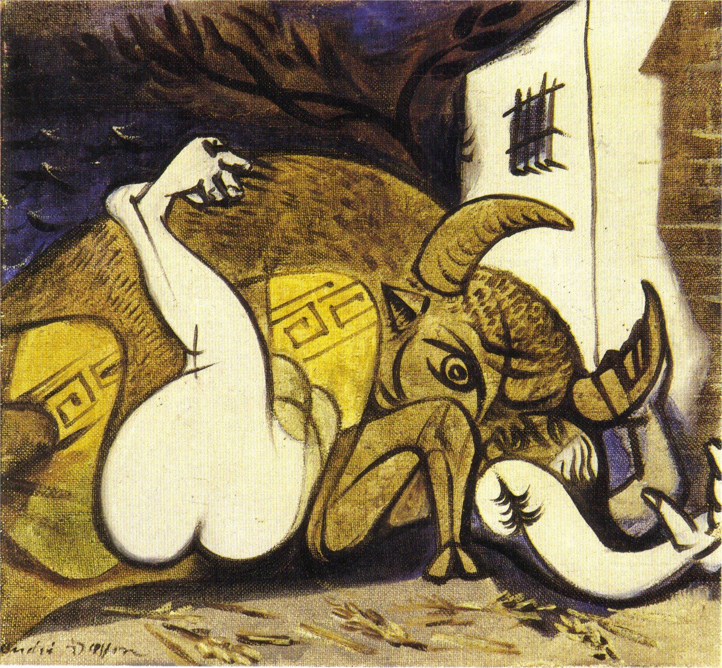 Cartoons minotaur xxx sex sexual photo
