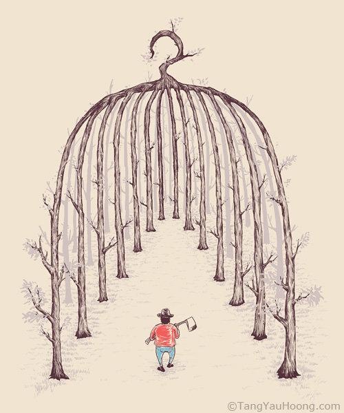 Иллюстратор Tang Yau Hoong (58 работ)