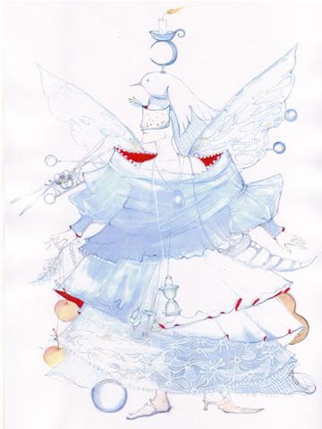 Иллюстратор HELEN ROSS REVUTSKY (51 работ)