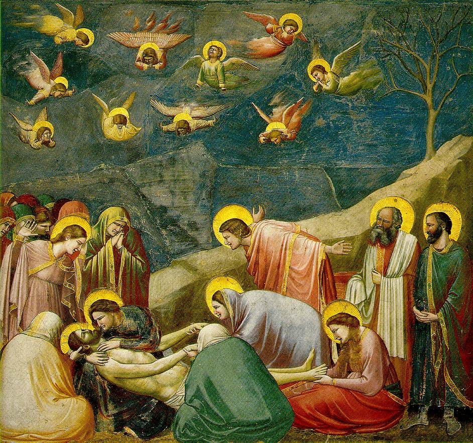 an overview of the italian renaissance painting giotto di bondone