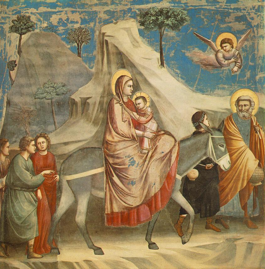 an essay on giotto di bondone and the artwork the epiphany Page of the epiphany by giotto di bondone in the web gallery of art, a searchable image collection and database of european painting, sculpture and architecture (700-1900).