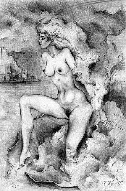 Художник Святослав Курсков (56 работ)