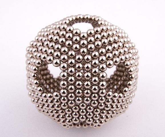 Как сделать шар из неокуба 125