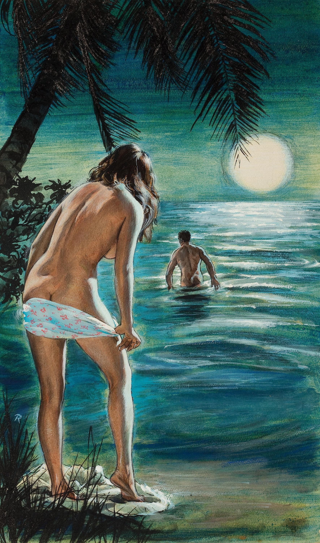 Эротика остров грехов 3 фотография