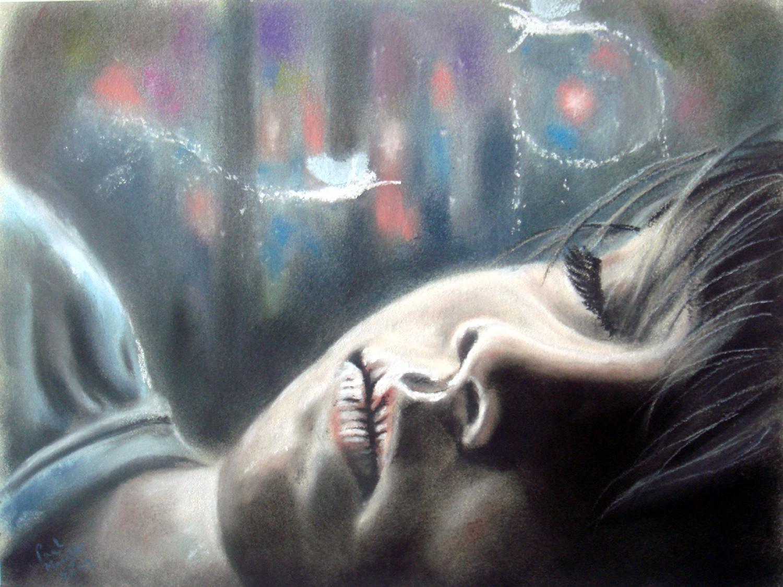 Английский художник Пол Найт.  2 часть Paul Knight (50 работ) .
