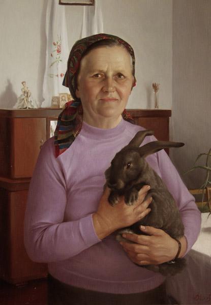 Художник Юрий Клапоух (53 работ)