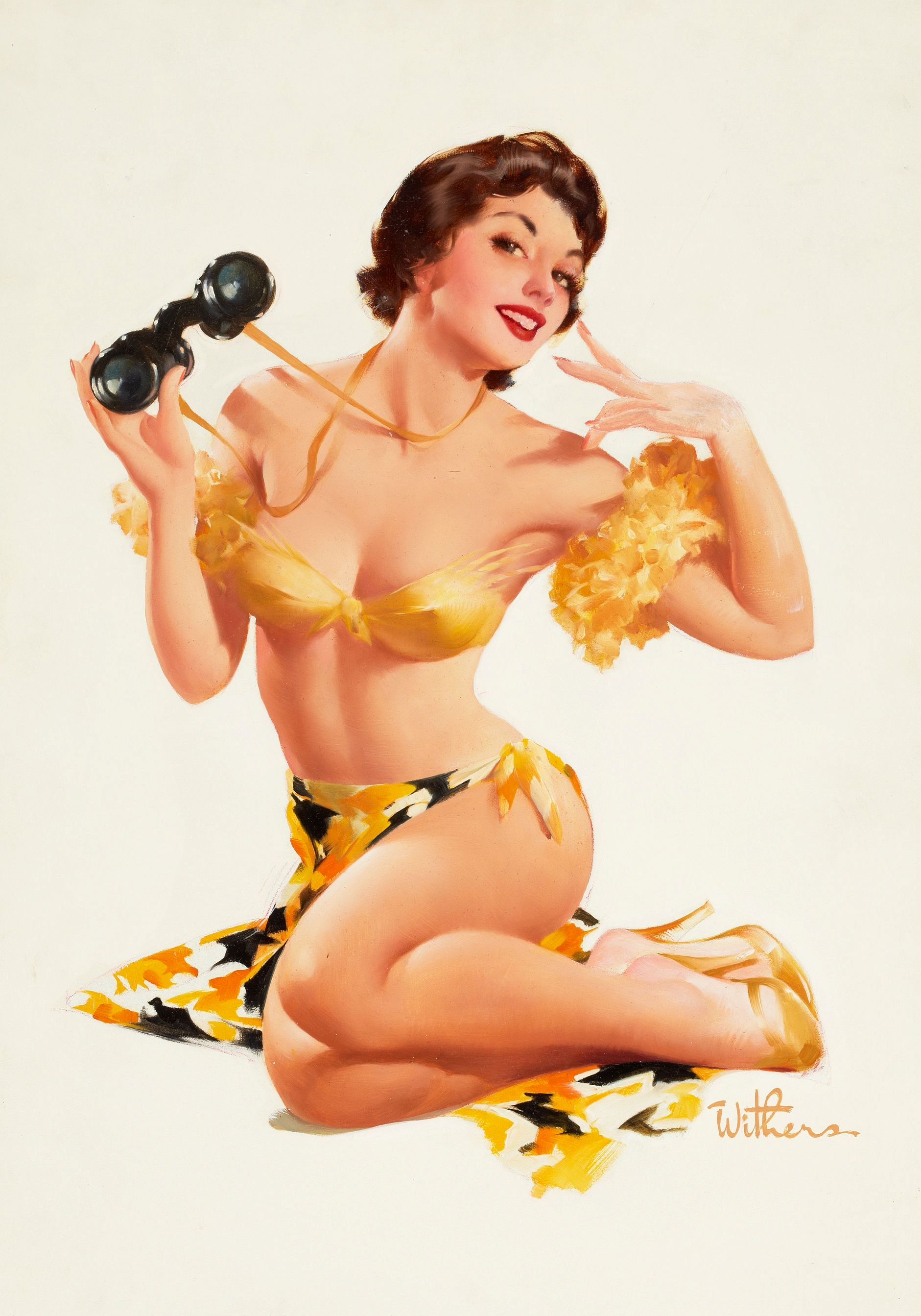 Xxx Pinup Girls