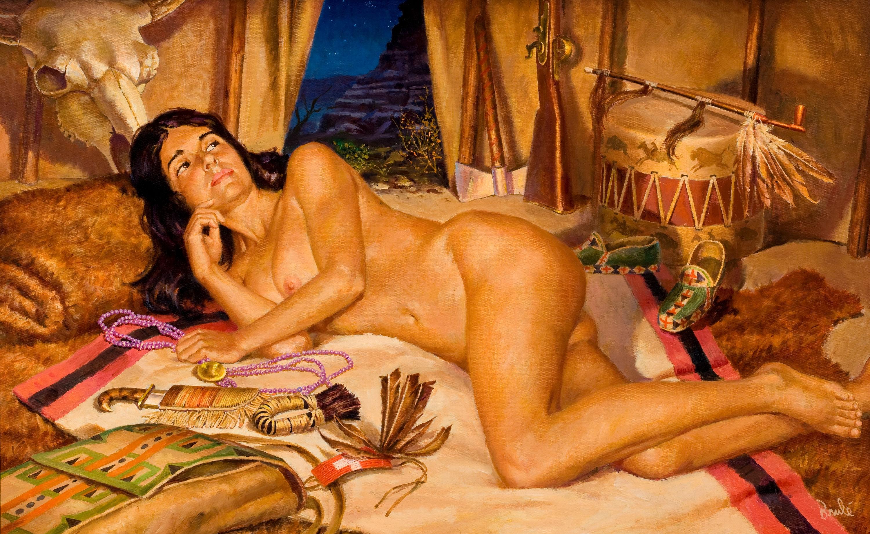 Секс с художниками, С художником - бесплатное порно онлайн 10 фотография
