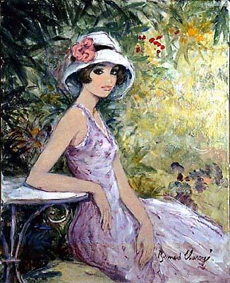 Художник Bernard Charoy (French, 1931) (81 работ)
