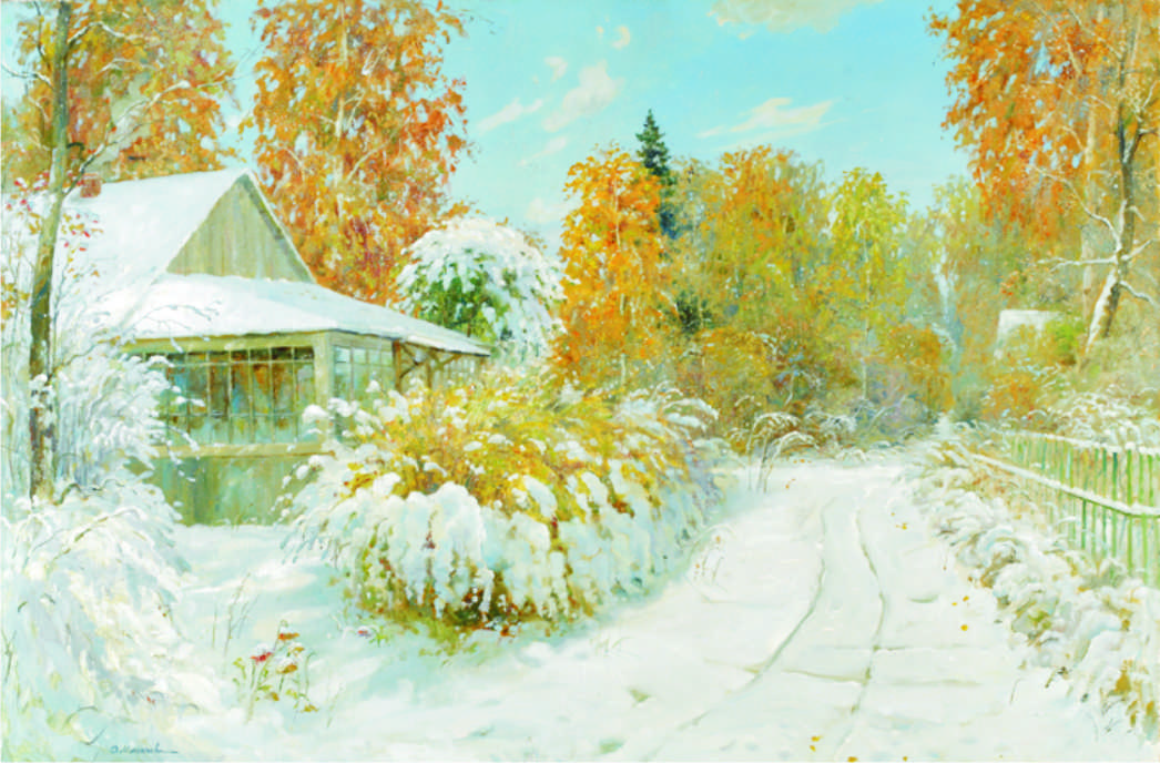 перезвоним снег у русских художников рассчитать, сколько