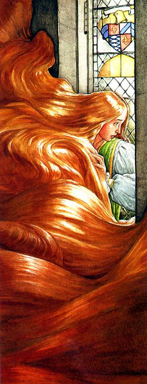 Иллюстрации P J Lynch (51 работ)