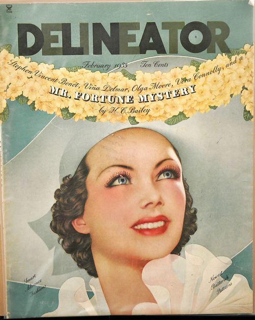 Vintage Fashion Magazines (23 работ)