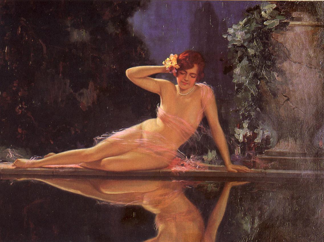 Сексуальные образы в иллюстрации художников 7 фотография