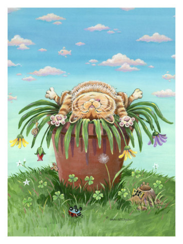 Иллюстрации Gary Patterson (76 работ)