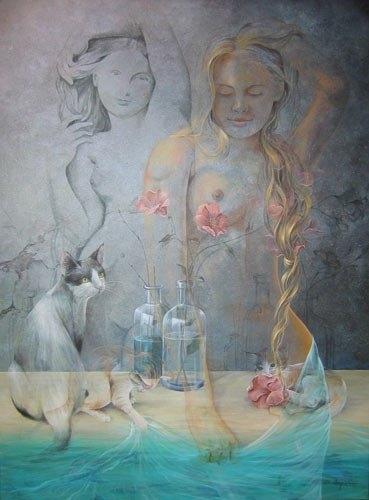 Художница Sanjuan Chelin Piquero (85 работ)
