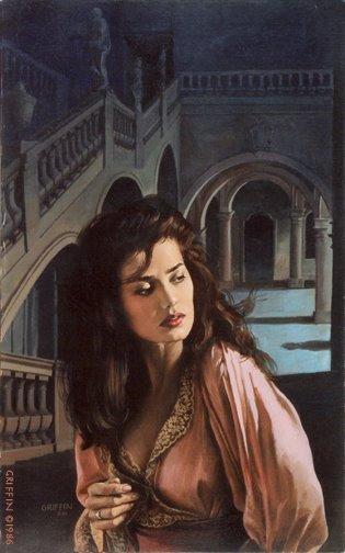 Художник-иллюстратор James Griffin (217 работ)