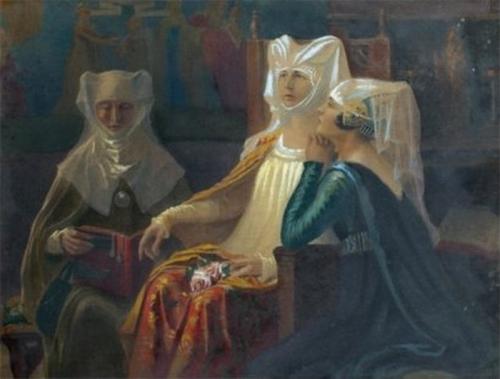 Artworks by Elizabeth Sonrel (1874-1953) (56 работ)