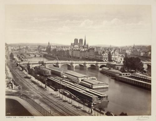 Открытки Франции XIX века (65 открыток)