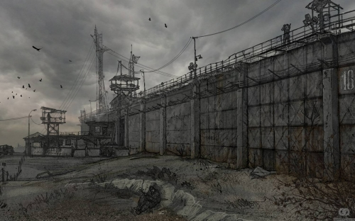 Рисунки на тему Апокалипсис (70 работ)