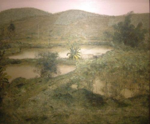 Китайские пейзажисты 20-го века (175 работ)