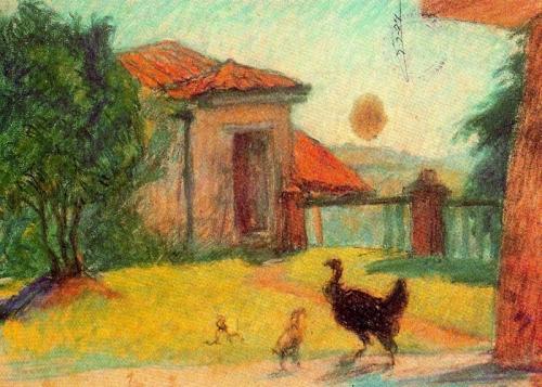 Картины западных художников маслом. Часть 60 (366 работ)