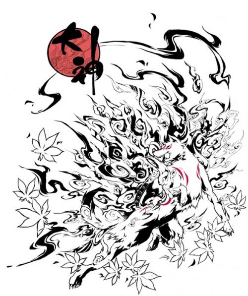 Monochrome art (part 3) (52 работ)