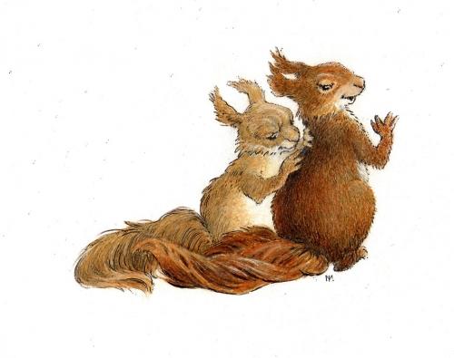 Иллюстратор Inga Moore (95 работ)