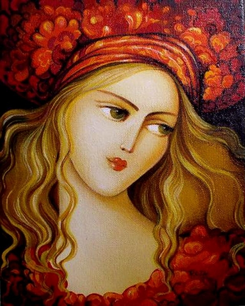 Artworks by Roza Goneva (32  работ)