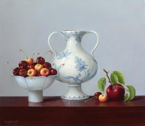 Натюрморты Trisha Hardwick (52 работ)