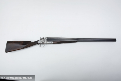 Оружие National Firearms Museum. Часть 7 (51 фото)