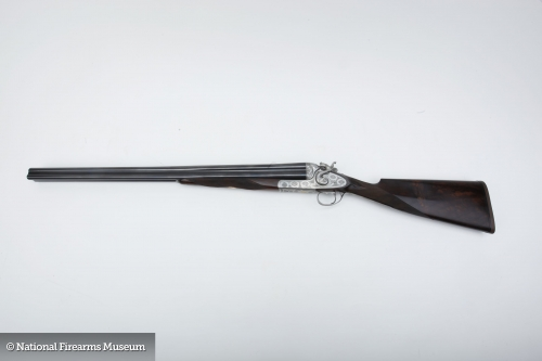Оружие National Firearms Museum. Часть 7 (51 фото)