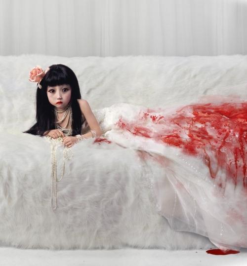 Работы Zhang Peng (20 фото)