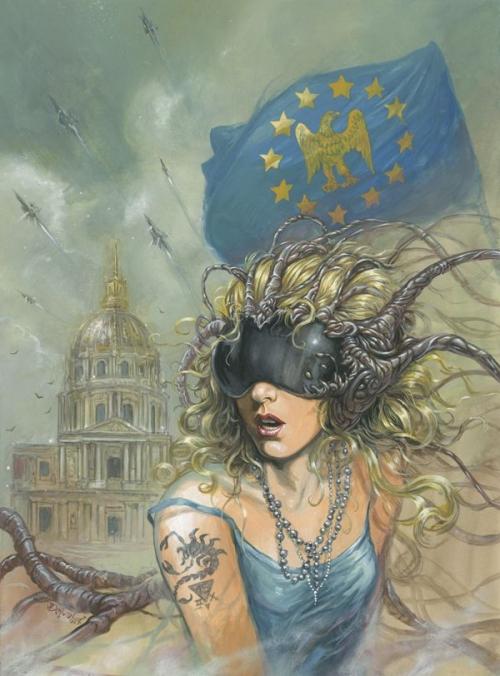 Художник Julien Delval (36 работ)