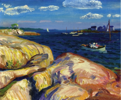 Artworks by John French Sloan (1871 – 1951) (65 работ)