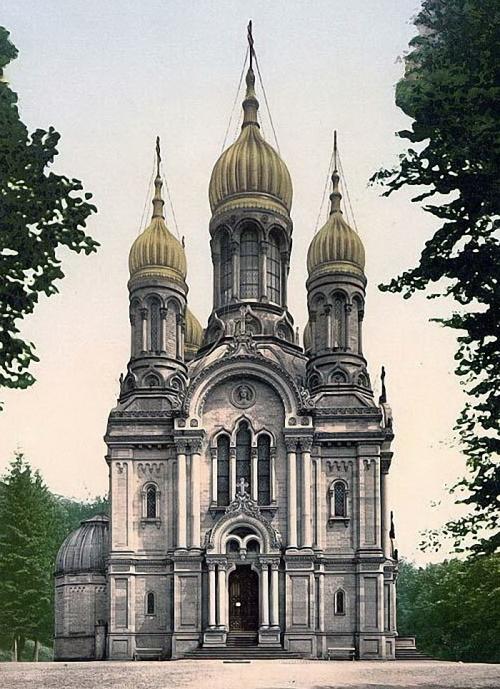 Соборы в фотографиях 1890-1900 годов (33 фото)