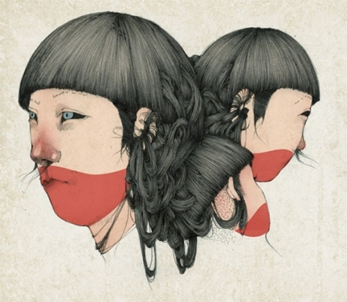 Illustrations by Jeannie Phan (14 работ)