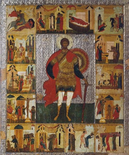 Житийные иконы  (37 икон)