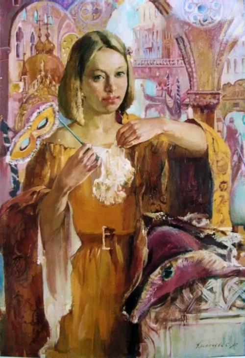 Художник Кропачева Светлана (Kropacheva Svetlana) (32 работ)
