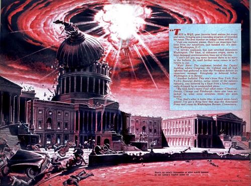 Ретрофутуризм. Звездные войны 50-х (54 страниц)