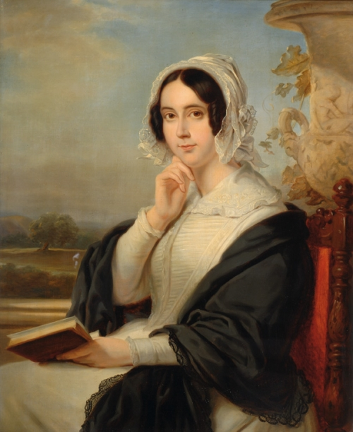 Голландский художник Jan Adam Kruseman (1804-1862) (48 работ)
