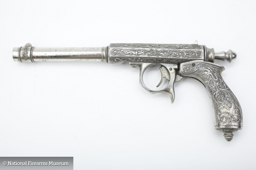 Оружие National Firearms Museum. Часть 6 (50 фото)