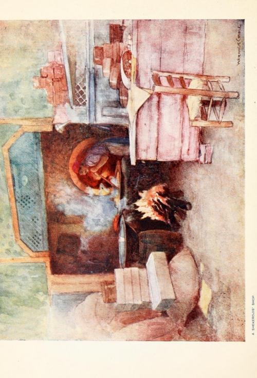 Иллюстратор Warwick Goble (1862 – 1943) (200 работ)