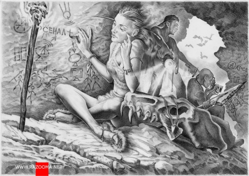 Андрей Разумовский. Проект Календари (40 фото)