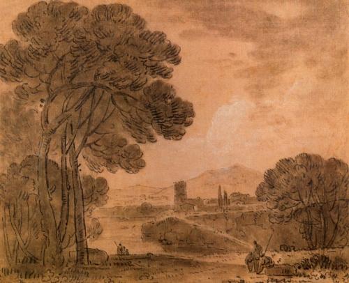 Английская Акварель | XVIII-XIXe | English Watercolour (219 работ)