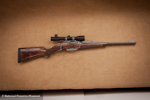 Оружие National Firearms Museum. Часть 10 (56 фото)