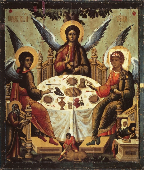 Русские иконы 17в. (56 работ)