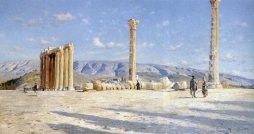 Картины западных художников маслом. Часть 63 (276 работ)