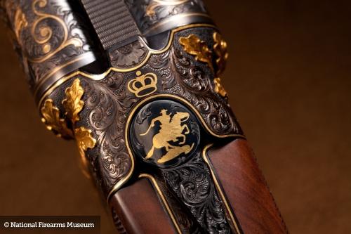 Оружие National Firearms Museum. Заключительная часть (50 фото)